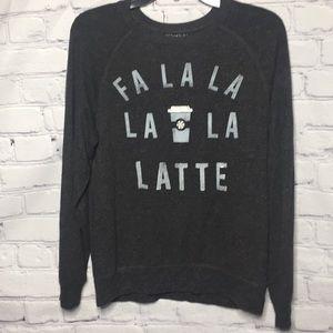 Fifth Sun Sweaters - Fifth Sun Latte Sweater